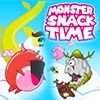 Monster Snack Time Game - Puzzle Games