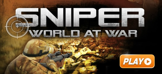 Sniper: World at War  Game