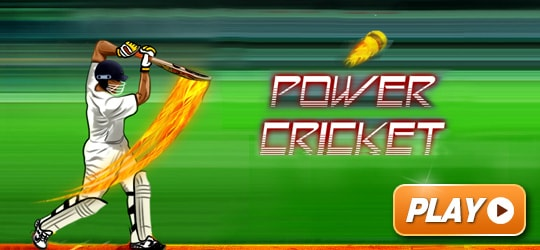 Power Cricket Game