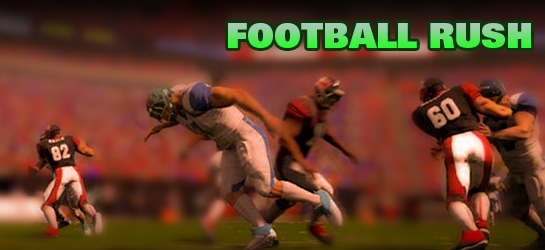 Football Rush Game - New Games