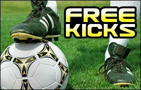 Free Kicks Game - Kicks Games