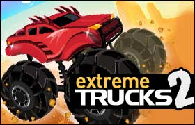 Extreme Truck 2-USA Game - All-games Games
