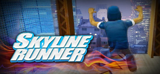 Skyline Runner Game