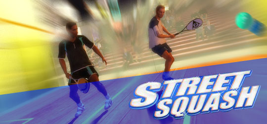 Street Squash Game