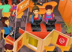 HotSpot Net Cafe Game - Online Games