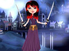 Vampire Warrior Game - Online Games