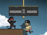 Pirates vs Ninja Game - Fighting Games