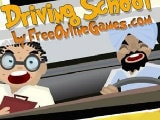 Taxi Driving School Game - Rpg Games