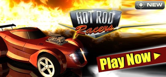 Hot Rod Racers Game