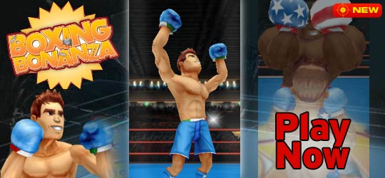 Boxing Bonanza Game