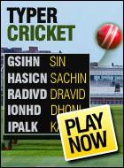 Typer Cricket