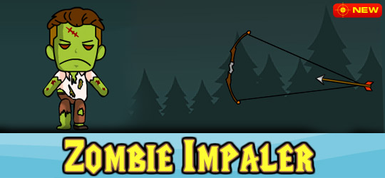 Zombie Impaler Game - New Games