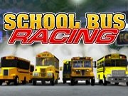 School Bus Racing Game - New Games