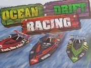 Ocean Drift Racing Game - New Games