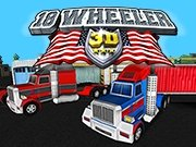 18 Wheeler 3D Game - Parking Games