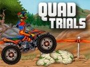 Quad Trials Game - New Games