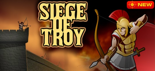 Siege Of Troy Game - New Games