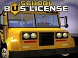 School Bus License Game - New Games