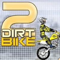 Dirt Bike 2 Game - New Games