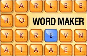 Word Maker Game - Strategy Games
