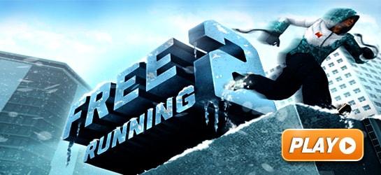 Free Running Race 2 Game - Racing Games