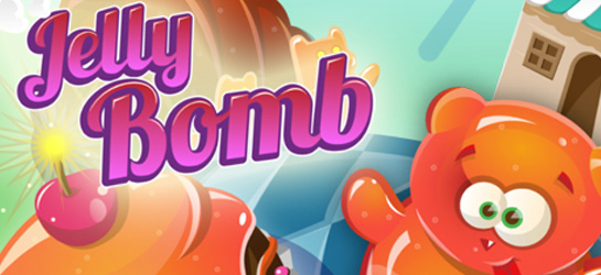 Jelly Bomb Game - ZK- Puzzles Games