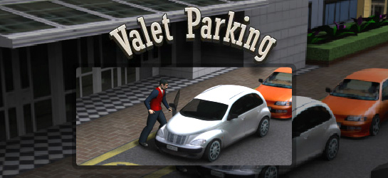 Valet Parking 3D Game - Racing Games