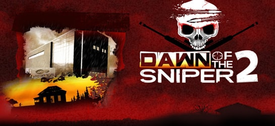 Dawn Of the Sniper 2 Game - Zombie Games