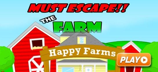 MUST ESCAPE THE FARM