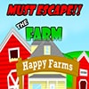 MUST ESCAPE THE FARM Game - ZK- Puzzles Games