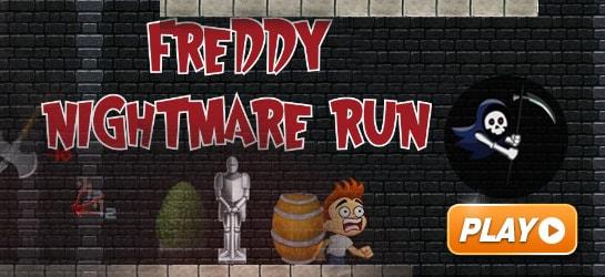 Freddy Nightmare Run