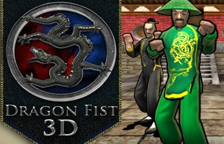 Dragon Fist 3D Game - Action Games