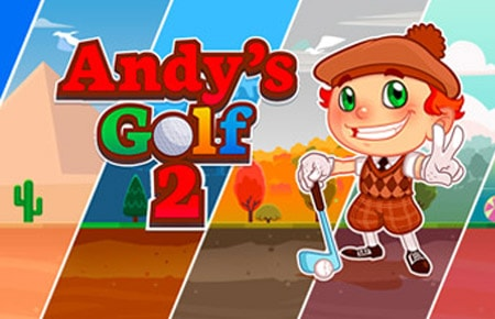 Andys Golf 2 Game - Sports Games