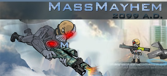 Mass Mayhem 2099-AD