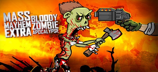 Mass Mayhem-Zombies Game - Zombie Games