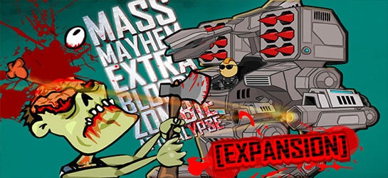 Mass Mayhem-Zombies Expansion