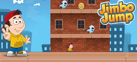 Jimbo Jump Game - Adventure Games