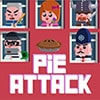 Pie Attack Game - Action Games