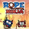 Rope Ninja Game - Adventure Games