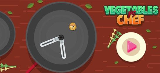 Vegetables vs Chef