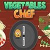 Vegetables vs Chef Game - Arcade Games