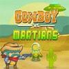 Cowboy VS Martians Game - Adventure Games
