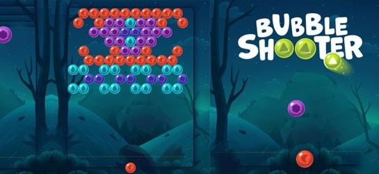 Bubble Shooter 2 Game - Arcade Games