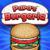 Papa's Burgeria Game - Strategy Games