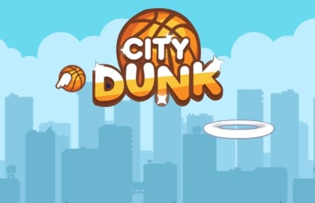 City Dunk Game - Sports Games
