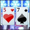 Frozen Castle Solitaire Game - Arcade Games