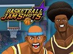 Basketball Jam Shots Game - New Games