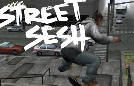 Street Sesh Game - Racing Games