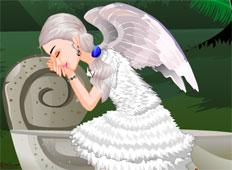 Sleeping Angel Game - Girls Games
