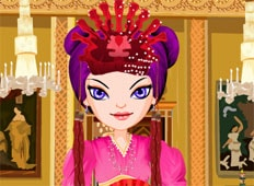 Chinese Princess Game - Girls Games